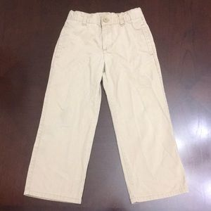 Gymboree tan khaki pants